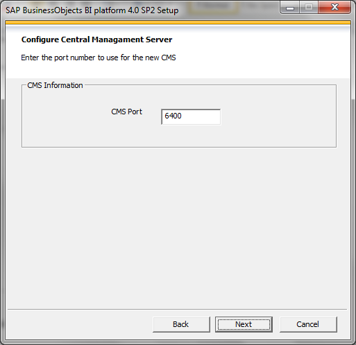 SAP BO BI 4.0 SP2 Installation16
