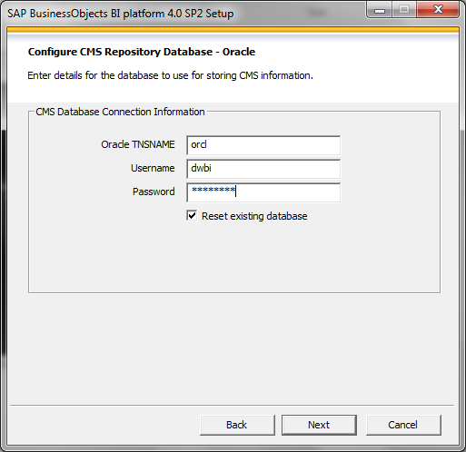 SAP BO BI 4.0 SP2 Installation19