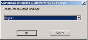 SAP BO BI 4.0 SP2 Installation2
