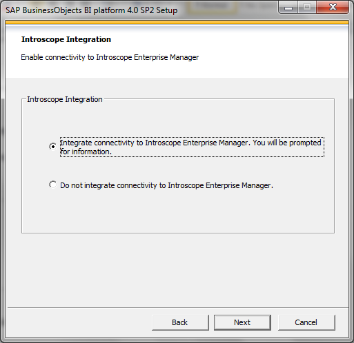 SAP BO BI 4.0 SP2 Installation25