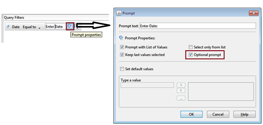 Mandatory Prompts vs Optional Prompts1